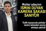 Recep Tayyip Erdoğan adlı genç, muhtar adayı oldu