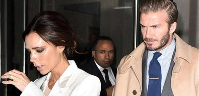 David Beckham'dan flaş Victoria itirafı