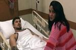 Survivor Sahra'nın nişanlısı trafik kazası geçirdi!