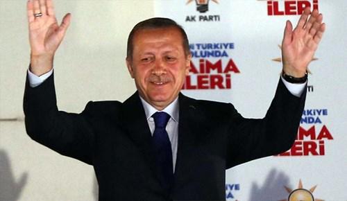 """Cumhurbaşkanı Erdoğan: """"Ellerini ovuşturanlar hüsrana uğradı"""""""