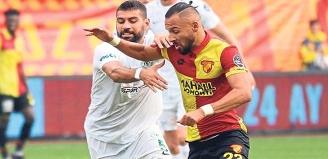 Süper Lig'de Göztepe fırtınası
