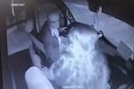 Otobüs şoföründen genç kıza iğrenç taciz!