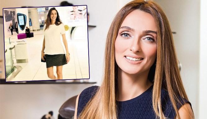 Pınar Tezcan bebeğinin ismine karar verdi