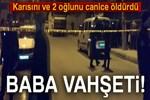 Arnavutköy'de kan donduran olay!