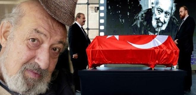 Ara Güler'e hüzünlü veda