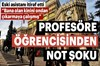 İstanbul Üniversitesi'nde öğrenim gören bir öğrenci, başarılı olması gereken sınavlardan kaldığını...