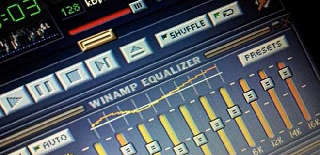Nostaljik Winamp geri döndü