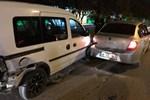 Bilecik'te zincirleme trafik kazası!