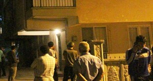 5. kattan düşen kişi olay yerinde hayatını kaybetti
