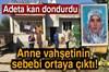 Adana'da 3 çocuğunun başlarını bıçakla kesip intihara kalkışan annenin tedavisi sürüyor. Genç...