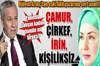 Eski Türkiye Büyük Millet Meclisi (TBMM) Başkanı Bülent Arınç, eski Akit yazarı Mehtap Yılmaz'ın...