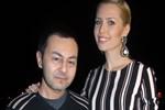 Serdar Ortaç'ın karısına ünlü milyarder sahip çıktı