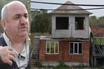 Baba yadigarı evi, kendi evinin üzerine taşıdı!