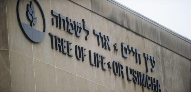 ABD'de sinagog saldırısında ölenler için anma töreni