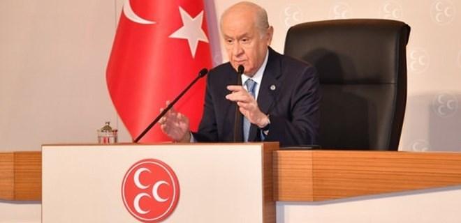 MHP lideri Bahçeli'den 29 Ekim Cumhuriyet Bayramı mesajı