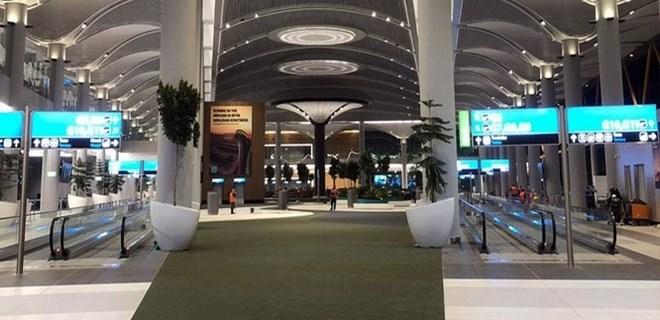 İstanbul yeni havalimanının açılışına yoğun ilgi