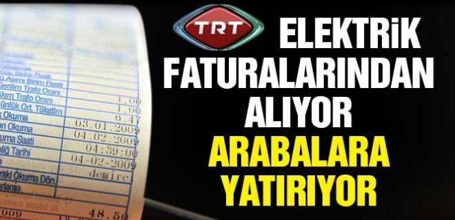TRT, zamların saltanatını sürüyor!
