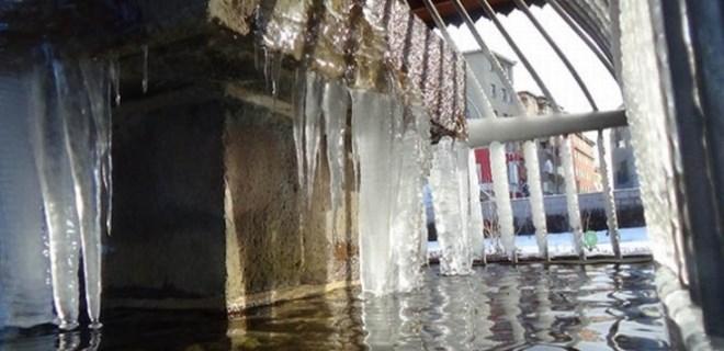 Meteorolojiden 5 il için don ve buzlanma uyarısı