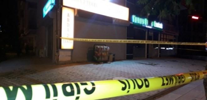 Başkent'te namus kavgası kanlı bitti: 2 ölü