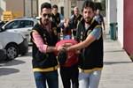 Adana polisi kapkaççıyı böyle yakaladı!