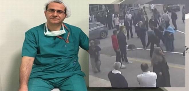 Hasta yakınları doktora saldırdı!