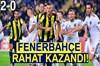 Fenerbahçe: 2 - Spartak Trnava: 0