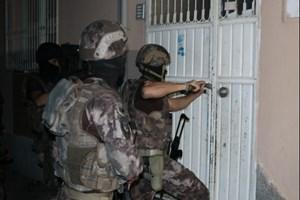 Sosyal medyada propaganda yapan PKK'lılara şafak vakti baskın