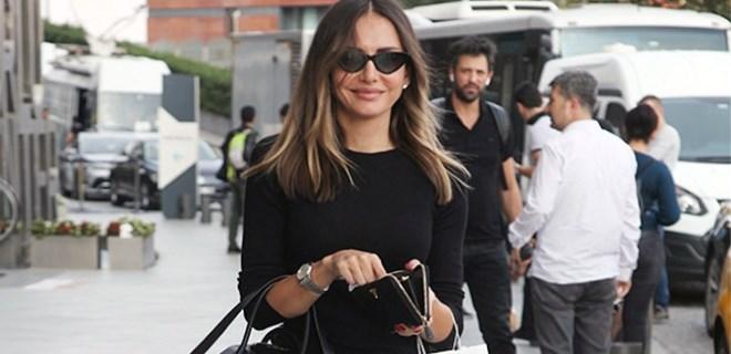 Emina Jahovic siyahlara büründü!