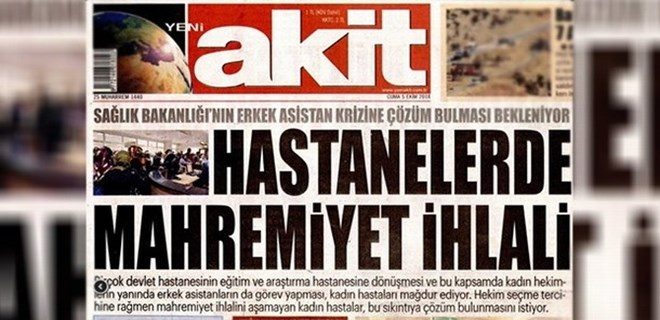 Akit Gazetesi: