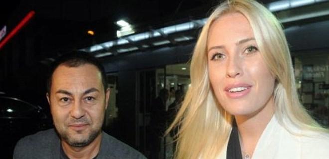 Serdar Ortaç'ın eşi paylaşımıyla hayran bıraktı