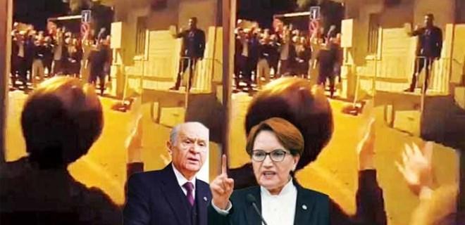 MHP ve İYİ Parti arasında gerilim tırmanıyor!