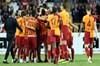 Galatasaray'da galibiyet sevinci!