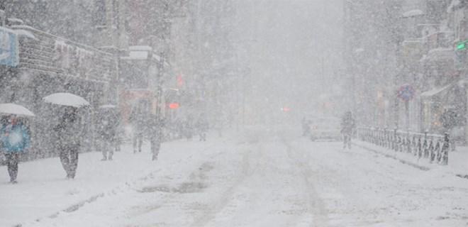 Kanada'da kış alarmı!