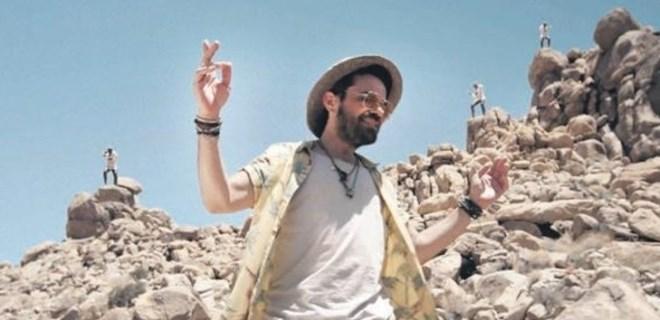 Kenan Doğulu ikinci klibi Kaliforniya'da çekti
