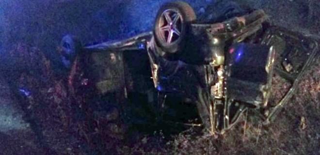 Uşak'ta feci trafik kazası!