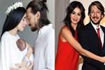 Hepileri çiftinin bebekleri dünyaya geldi