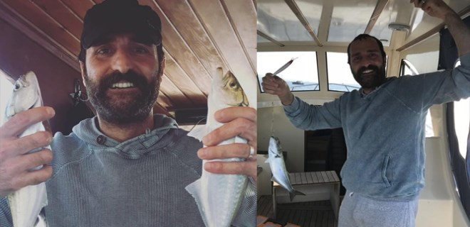 Usta balıkçı: Timur Acar