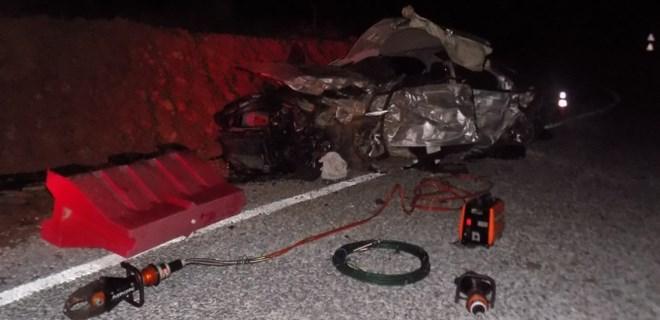 Aydın'daki feci kazada 3 genç hayatını kaybetti!