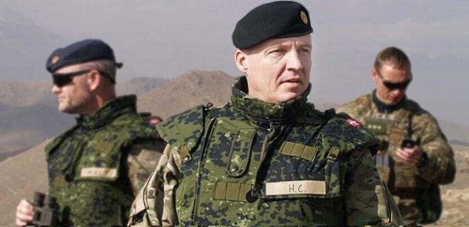 Danimarka'da Genelkurmay Başkanı'na soruşturma