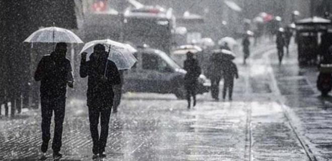 Meteoroloji hafta sonu hava durumu raporunu yayınladı!