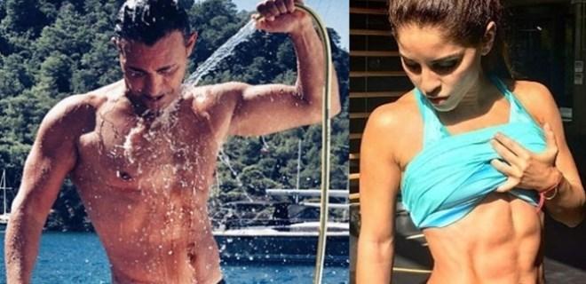 Mustafa Sandal ve Irmak Ünal aşk mı yaşıyor?