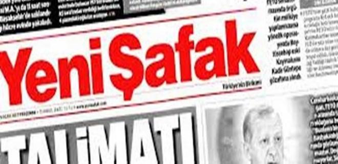 Yeni Şafak muhabirinden skandal Atatürk paylaşımı