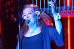 Suzan Kardeş 'Dada Salon Kabarett''te sahne aldı
