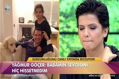 Ferhat Göçer'in kızı canlı yayında anlattı