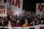 Galatasaray taraftarından TFF'ye tepki!