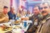 ABD'li askerler Münbiç'te PKK'nın Kandil kadrosu ile yemekte buluştu. PKK'lı teröristler Şervan...