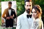 Hande Soral'dan yakışıklı eşine romantik kutlama