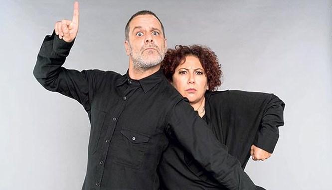 Ozan Güven ve Günay Karacaoğlu'nu buluşturan oyun