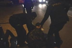 Bursa'da polisi alarma geçiren olay
