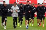 Beşiktaş, 10 eksikle çalıştı
